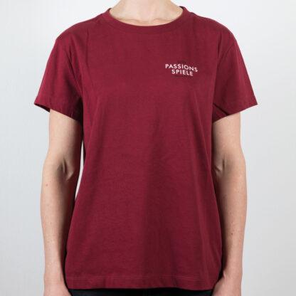Damen T-Shirt Logo