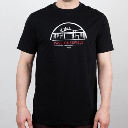Herren-T-Shirt Bühne