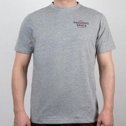 Herren-T-Shirt Logo