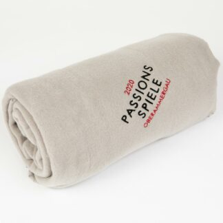 Passionplays fleece blanket