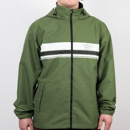 Rain Jacket Olive